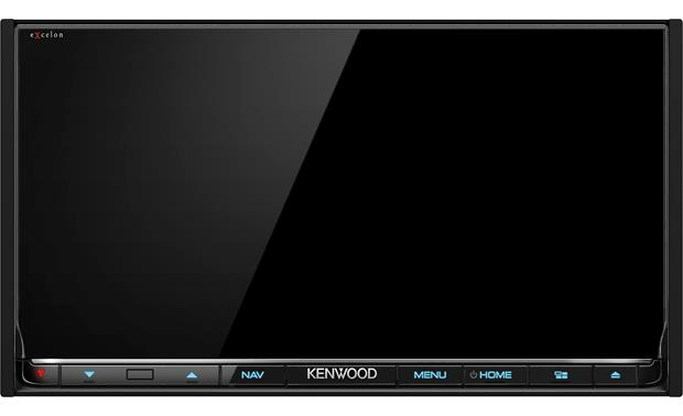 Kenwood Excelon DNX893S on