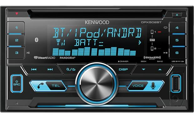 Kenwood dpx502bt cd receiver at crutchfield kenwood dpx502bt enjoy streaming music and hands free calling using bluetooth cheapraybanclubmaster