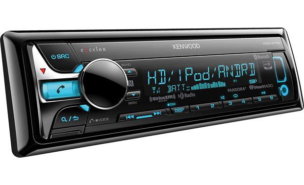 kenwood excelon kdc x700 cd receiver at. Black Bedroom Furniture Sets. Home Design Ideas