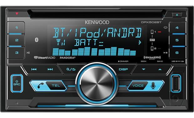 Kenwood DPX502BT