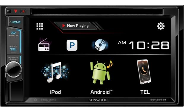 Kenwood DDX373BT Front