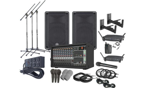 Small Church Bundle Basic Pa System For Small Churches At