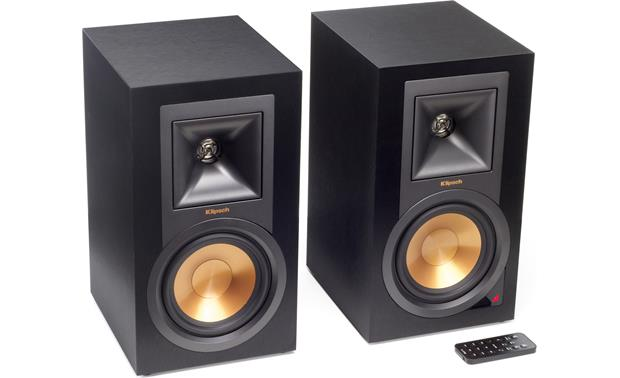 Klipsch R-15PM/Pro-Ject Debut Carbon Speakers with included remote