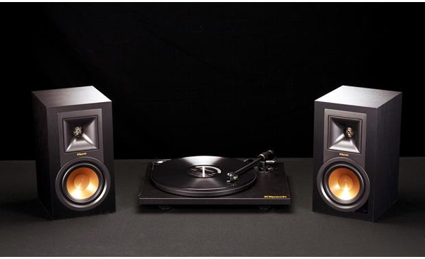 Klipsch Reference R-15PM Turntable ready (turntable not included)