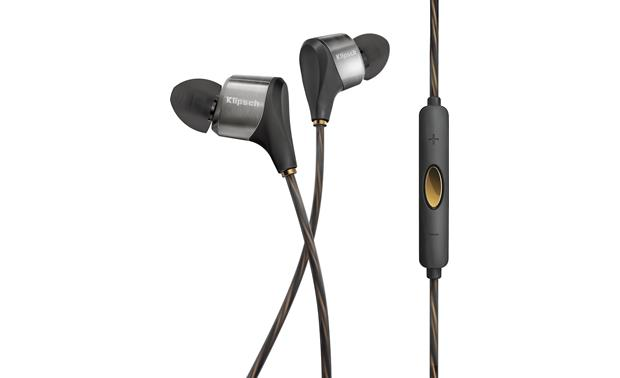 Klipsch XR8i In-line remote for Apple devices