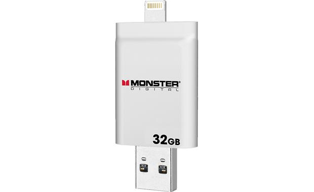 Monster Digital iX32 Front