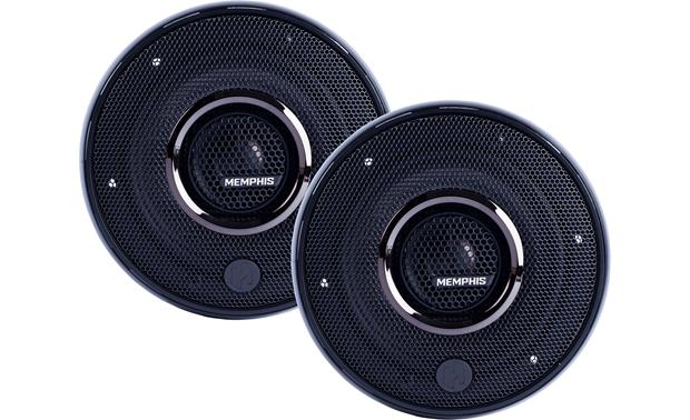 Memphis Audio 15-MCX4 Memphis Audio's MClass Series speakers give you swivel-mounted tweeters for more effective dispersal of the high range