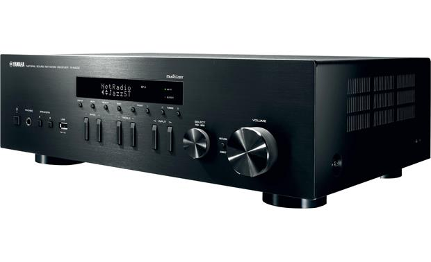 yamaha r n402 network stereo receiver with wi fi. Black Bedroom Furniture Sets. Home Design Ideas