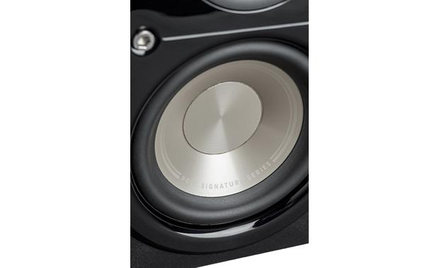 Polk Audio Signature S10 Dynamic Balance driver detail