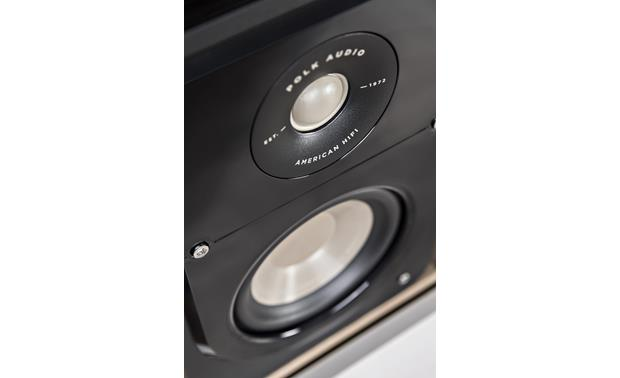 Polk Audio Signature S15 Front detail