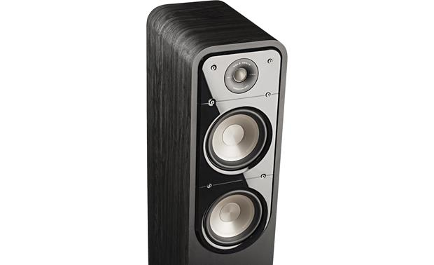 Polk Audio Signature S55 Front detail