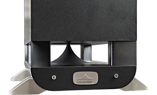 Polk Audio Signature S60 Power Port for deep bass impact