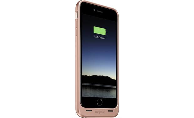 mophie juice pack® Facing right (iPhone not included)