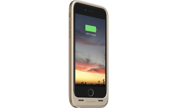mophie juice pack® air Gold (iPhone not included)