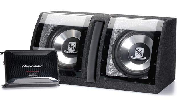Sound Ordnance/Pioneer 500-Watt Bass Package