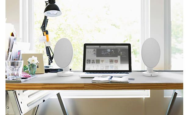 KEF EGG White - ideal for office use