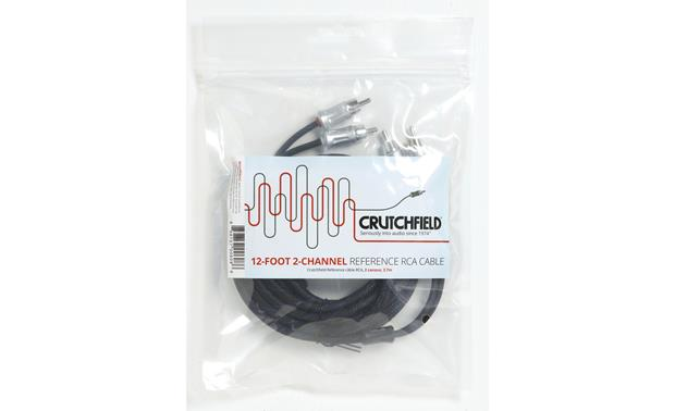 Crutchfield Reference 2-Channel RCA Patch Cables More Photos