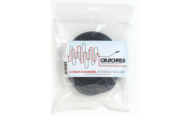 Crutchfield Reference 4-Channel  RCA Patch Cables More Photos