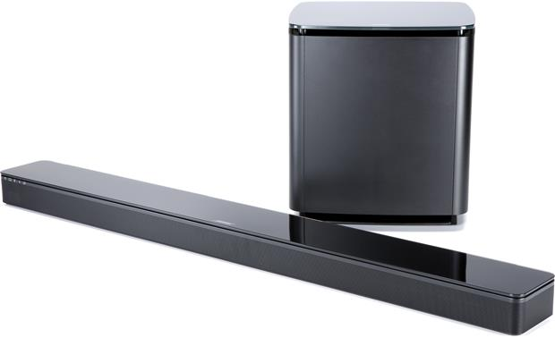 Bose® SoundTouch® 300 soundbar With optional Acoustimass® bass module