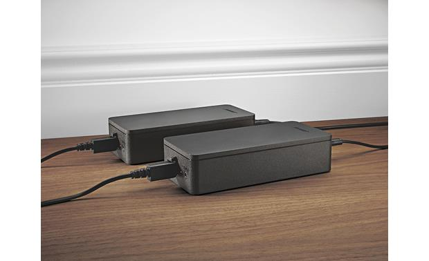 bose virtually invisible 300 wireless surround speakers each wireless receiver module requires ac power