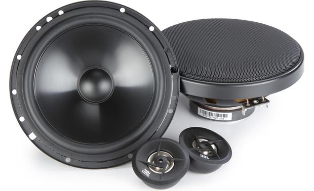 JBL Stage 600C JBL's Stage Series speakers are an affordable way to get legendary quality audio in your vehicle