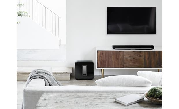 Sonos Playbar 3.1 Home Theater System Enjoy wireless home theater sound