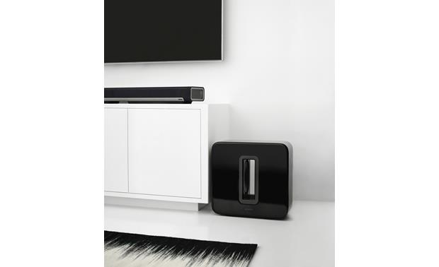 Sonos Playbar 5.1 Home Theater System with Voice Control Black - Playbar and wireless Sub