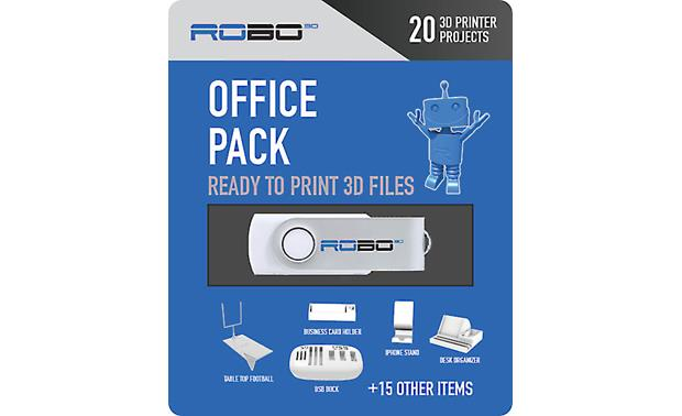 Robo 3D™ Office Pack Front