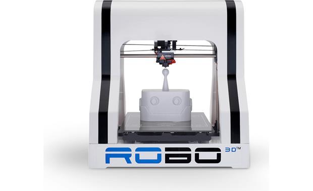 Robo 3D™ R1 +Plus Front