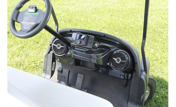 VIP Dash Kit for Gauge-style Radios Other