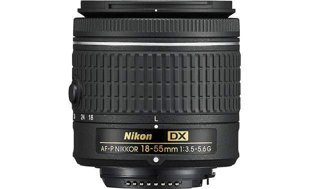 Nikon AF-P DX Nikkor 18-55mm f/3.5-5.6G Upright