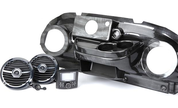 Rockford Fosgate Vip Golf Cart Sound System Greywood Audio