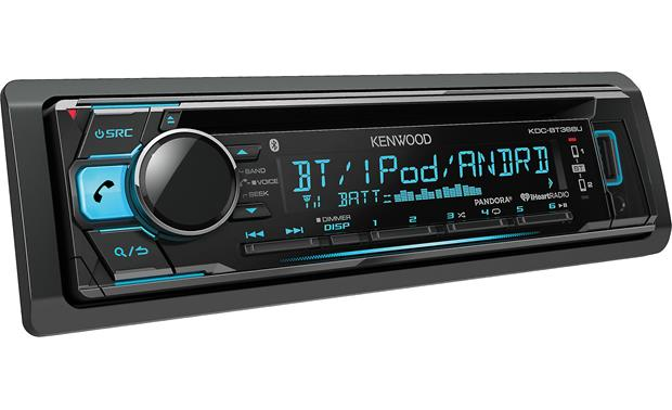 Kenwood KDC-BT368U Other