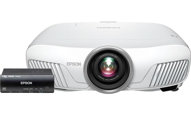 Epson PowerLite Home Cinema 5040UBe Wireless HDMI delivers a flawless picture without running a cable