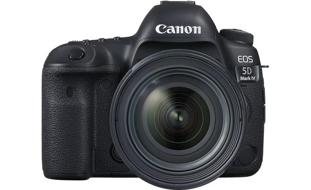 Canon EOS 5D Mark IV L-series Standard Zoom Lens Kit Front, straight-on