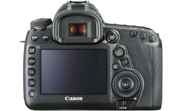 Canon EOS 5D Mark IV (no lens included) Back