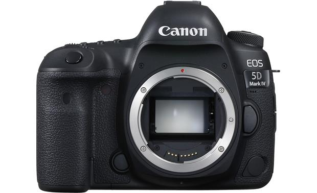 Canon EOS 5D Mark IV (no lens included) Front