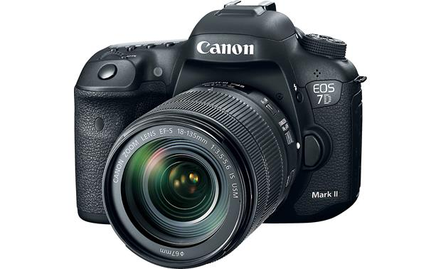 Canon EOS 7D Mark II Wi-Fi® Kit Front