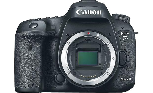 Canon EOS 7D Mark II Wi-Fi® Kit (no lens included) Front