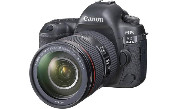 Canon EOS 5D Mark IV L-series Zoom Lens Kit