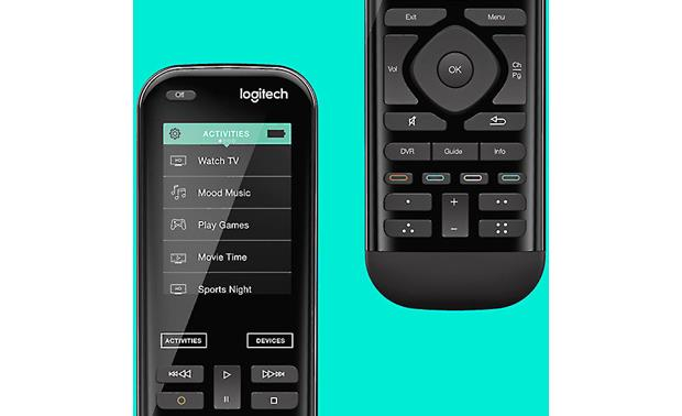 Logitech® Harmony® 950 Universal remote with customizable