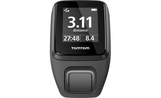 TomTom Spark 3 Cardio + Music A full-feature GPS training watch with memory for music