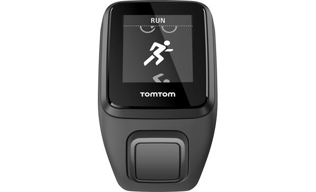 TomTom Spark 3 Cardio + Music Run menu