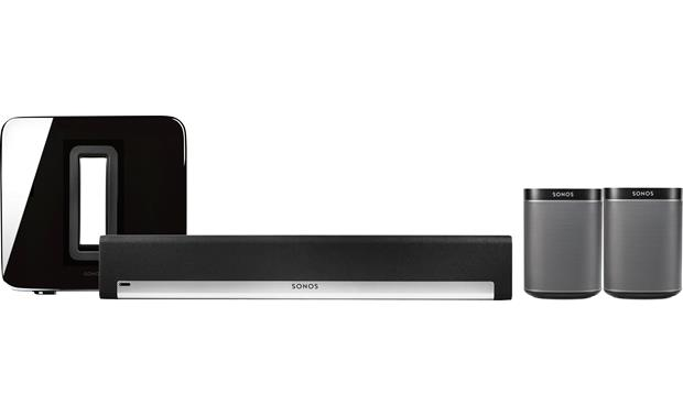 Sonos Playbar 5.1 Home Theater System Black