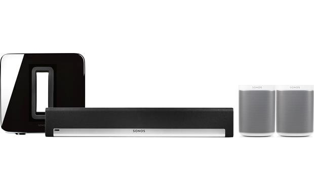 Sonos Playbar 5.1 Home Theater System White