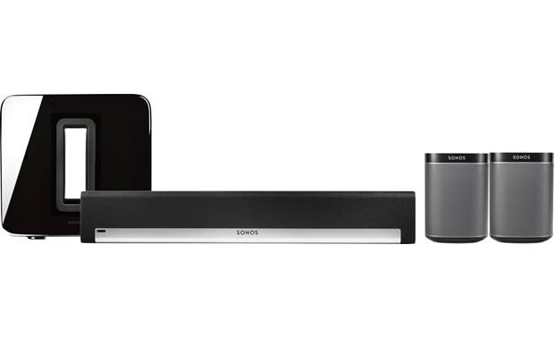 Sonos PLAYBAR 5.1 Home Theater System