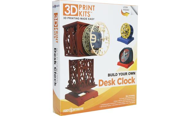 Robo 3D™ Clock DIY Kit Front