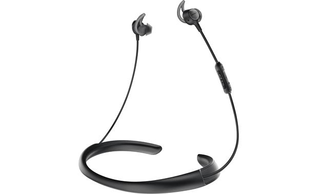 Bose® QuietControl® 30 wireless noise-cancelling headphones Lightweight neckband fits comfortably