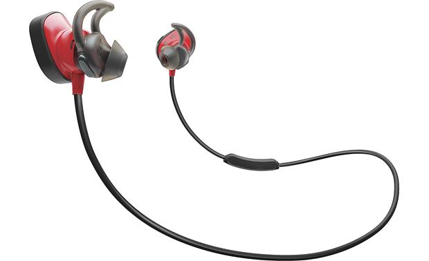 Bose® SoundSport® Pulse wireless in-ear Front