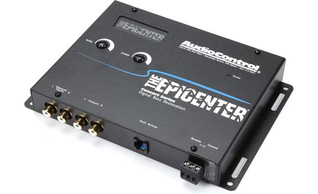 The Epicenter® by AudioControl Front